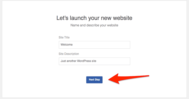 Launching your website & naming your blog